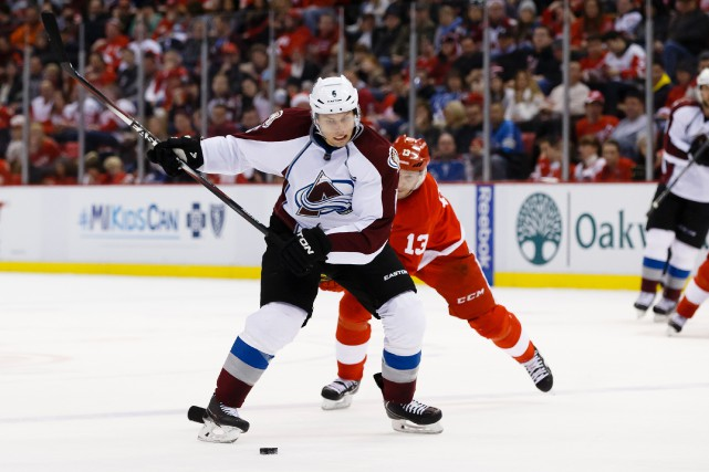 Jarome Iginla a marqué au neuvième tour des tirs de barrage pour mener... (Photo Rick Osentoski, USA Today Sports)