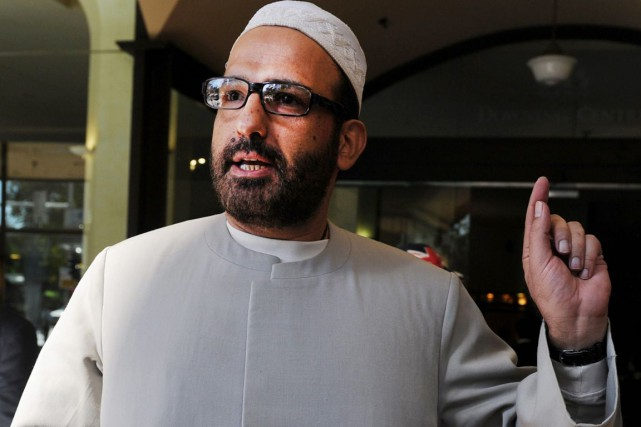 Au moment du drame, Man Haron Monis était en... (PHOTO DEAN LEWIS, ARCHIVES AFP)