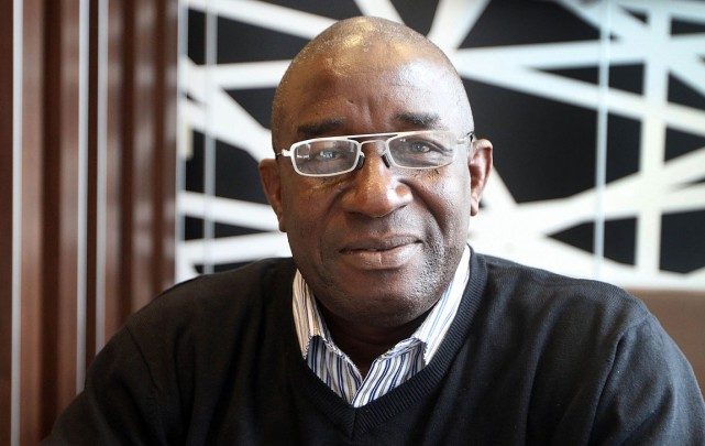 Lansana Laho Diallo partage son temps entre la... (Étienne Ranger, LeDroit)