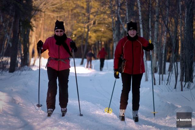 La saison du ski de fond a officiellement... (Photo: Archives, François Gervais, Le Nouvelliste)