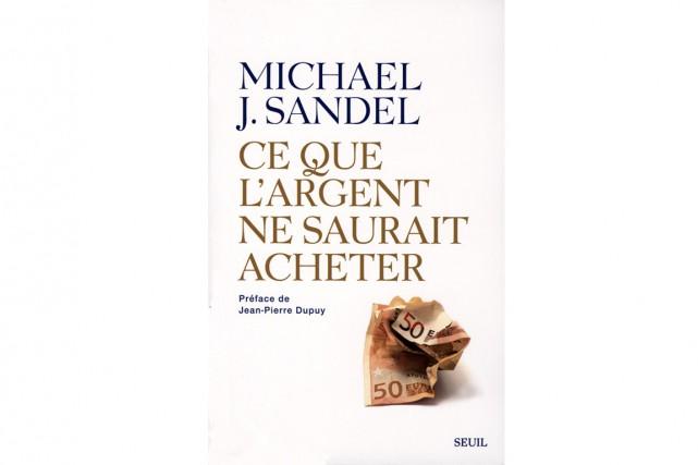 Michael J. SandelCe que l'argent ne saurait acheter,Seuil....