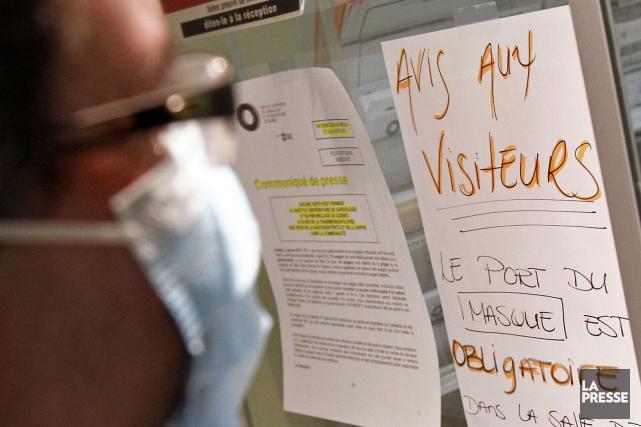 La direction du Centre de santé et services sociaux de Drummond (CSSSD) a... (Archives La Presse)
