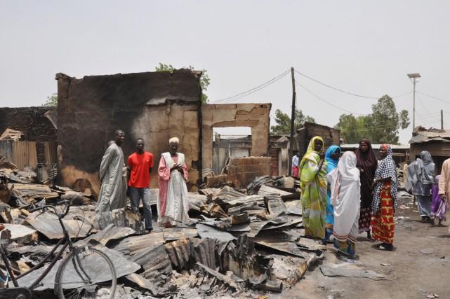 L'attentat ressemble à ceux perpétrés dans le passé... (Photo Jossy Ola, archives AP)