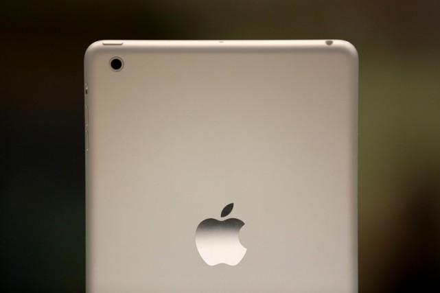 Apple avait indiqué mardi soir, après deux jours... (PHOTO: BLOOMBERG)