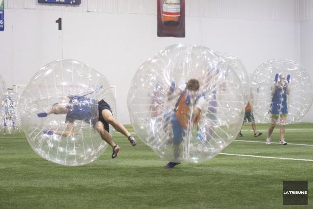 Combinez la technique du soccer à la robustesse du football et vous obtenez le... (Imacom, Julien Chamberland)