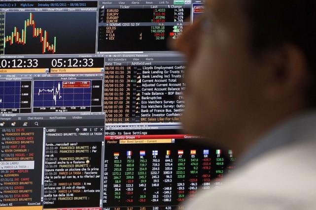 La seule agence de notation indépendante au Canada, DBRS, est rachetée par deux... (Photo: Reuters)
