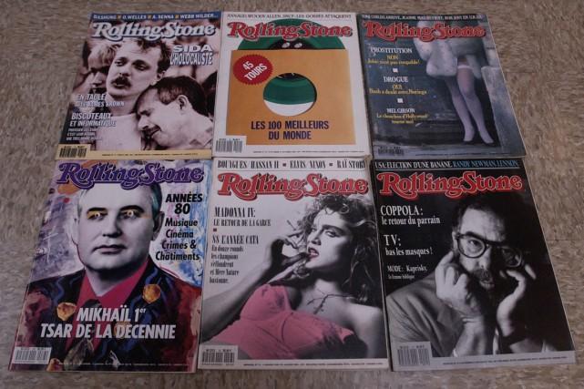 Rolling Stone a indiqué lundi avoir demandé à la célèbre école de journalisme... (Photo d'archives)