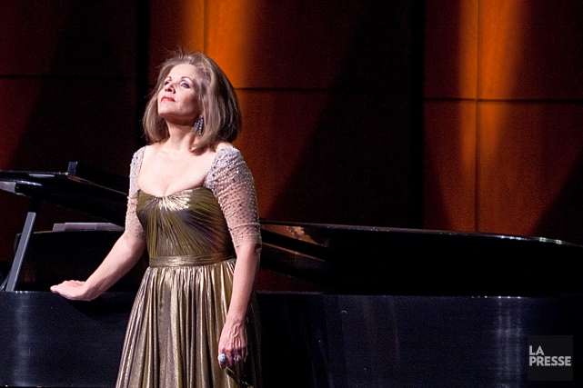Renée Fleming... (Photo Marco Campanozzi, archives La Presse)