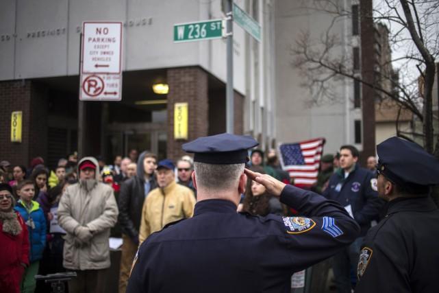 La pause réclamée par le maire de New... (Photo Reuters)