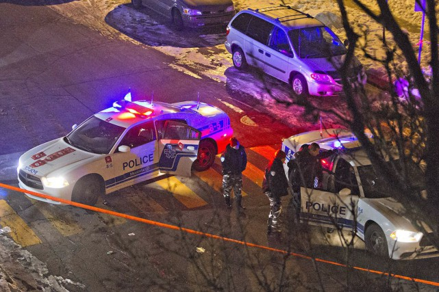 L'homme de 24 ans a été retrouvé vers... (PHOTO FÉLIX O.J. FOURNIER, COLLABORATION SPÉCIALE)