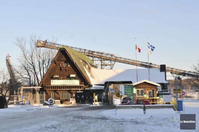 La Ville de Shawinigan veut toujours acquérir l'ancienne... (Photo: Émilie O'Connor, Le Nouvelliste)