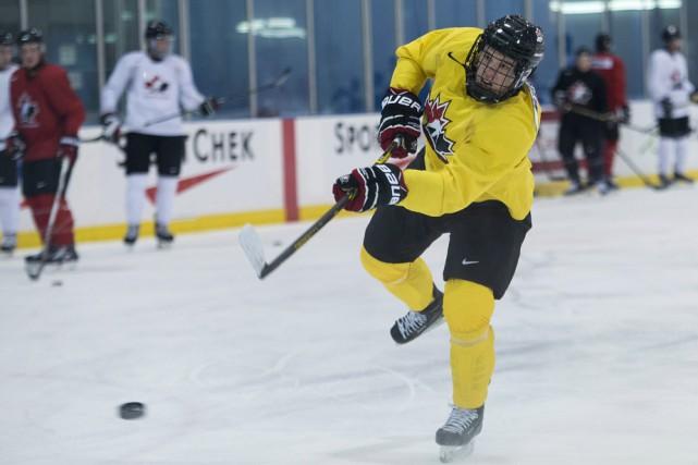 Équipe Canada: une formation aguerrie et mature, selon... (Photo: PC)