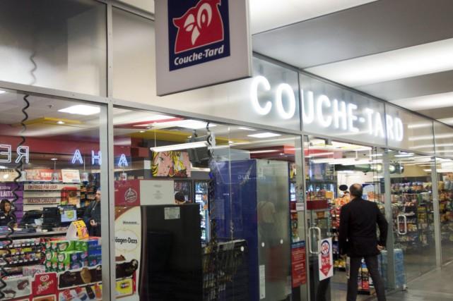 Alimentation Couche-Tard a annoncé mardi la poursuite de son expansion dans le... (Photo archives La Presse Canadienne)