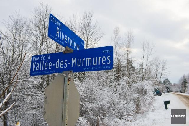 Les résidants de la rue de la Vallée-des-Murmures... (Imacom, Jessica Garneau)