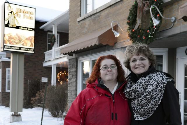 Le miracle de Noël s'est produit. La Maison du pain de La Baie a été vendue à... (Jeannot Lévesque)