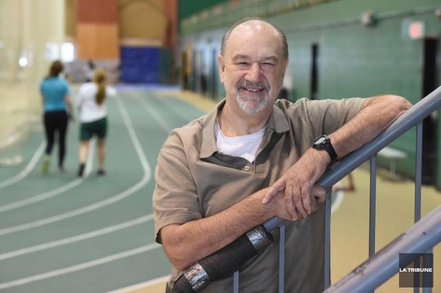 Richard Crevier prendra sa retraite après 30années passées... (IMACOM, MAXIME PICARD)