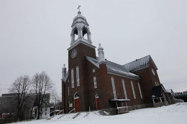 Modbox, le nouveau propriétaire de l'Église Saint-Charles, veut transformer le... (Simon Séguin-Bertrand, Archives LeDroit)