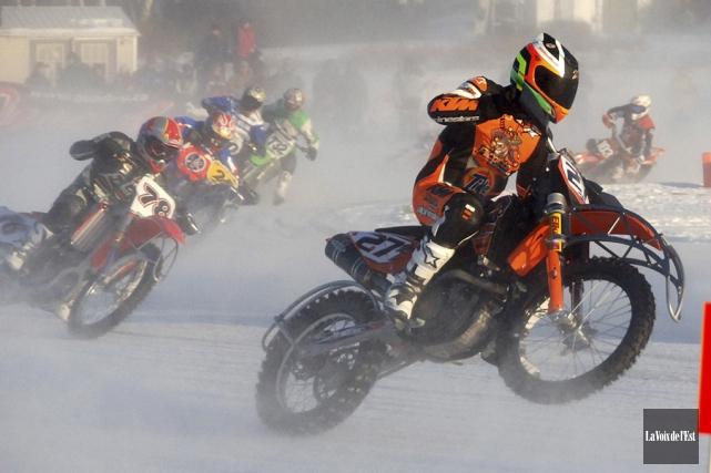Une épreuve du championnat canadien de courses sur... (photo archives La Voix de l'Est)