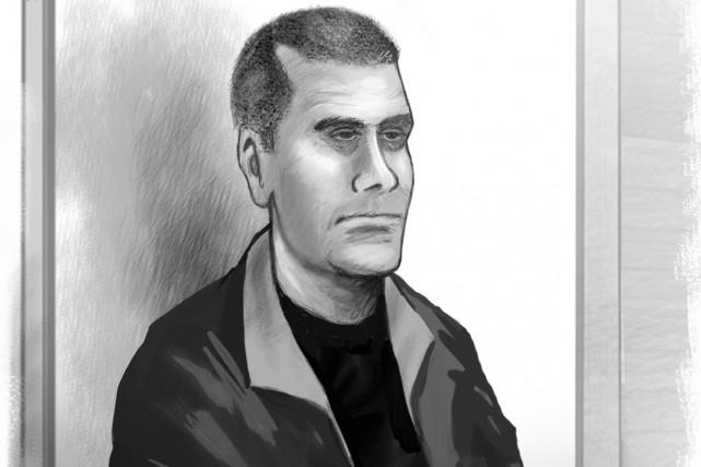 Timothy M. Boyd Dawe est resté calme tout... (illustration Serge Paquette)