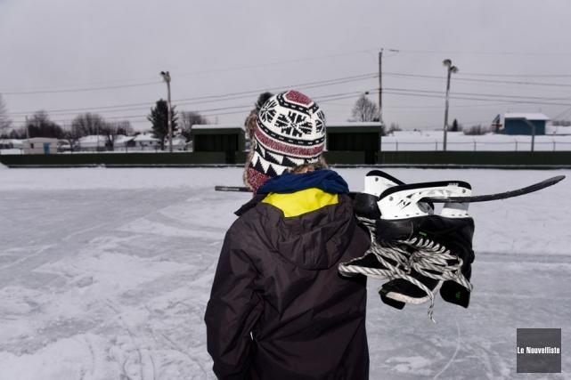 La Ville de Trois-Rivières a fermé ses patinoires... (Photo: François Gervais, Le Nouvelliste)