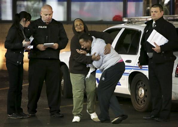 La fusillade s'est produite mardi soir à Berkeley,... (AP)