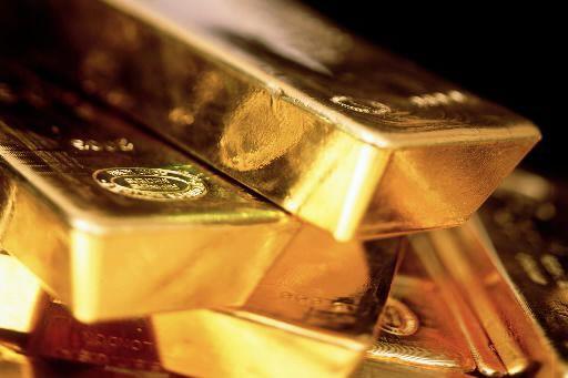 L'or et l'argent ont connu une année morose,... (Photo Archives Bloomberg)