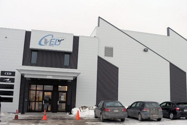 L'entreprise canadienne CAE, spécialisée dans les technologies de simulation et... (Archives)