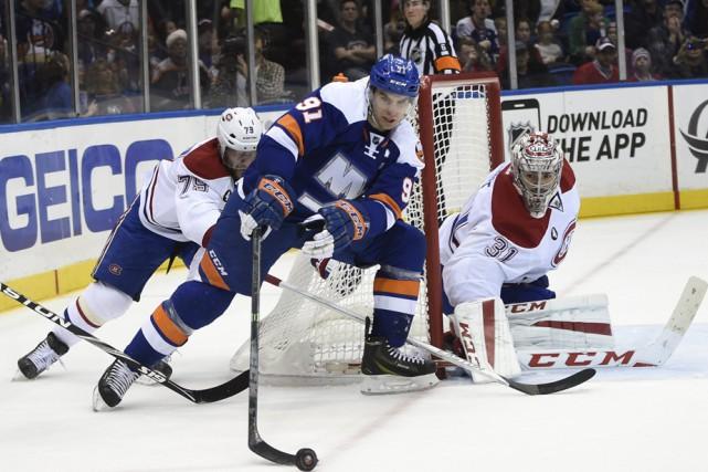 Carey Price a rarement perdu la rondelle de... (Photo: Associated Press)