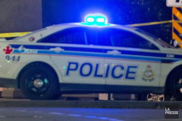 La police d'Ottawa enquête sur une double agression au couteau survenue dans le... (Archives)