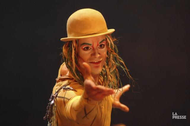 Le Cirque du Soleil...