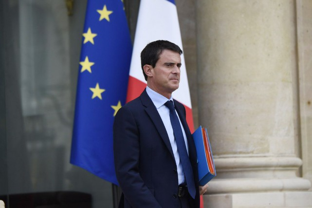 Selon le premier ministre français Manuel Valls, «chaque... (PHOTO LIONEL BONAVENTURE, ARCHIVES AFP)