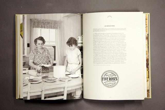 Ainsi cuisinaient les belles-soeurs dans l'oeuvre de Michel...