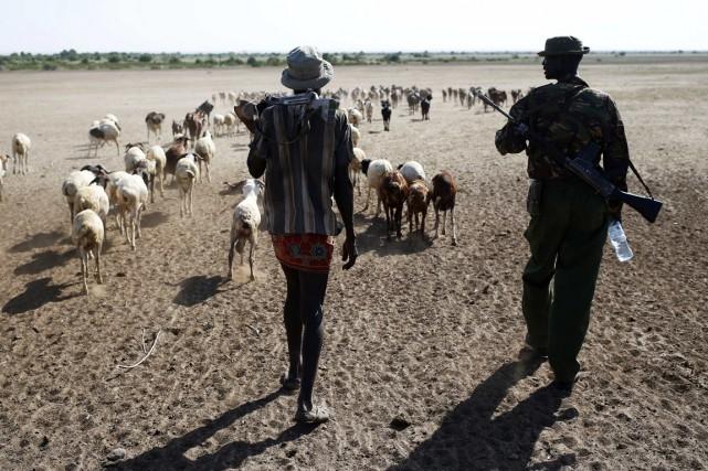 Un touriste britannique a été tué par balle dans le nord-ouest de l'Éthiopie, a... (Photo archives Reuters)