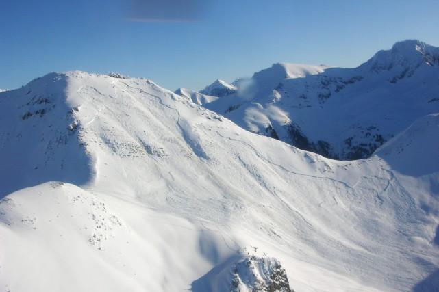 Un organisme de surveillance des avalanches en Colombie-Britannique a prévenu... (Photo archives La Presse Canadienne)