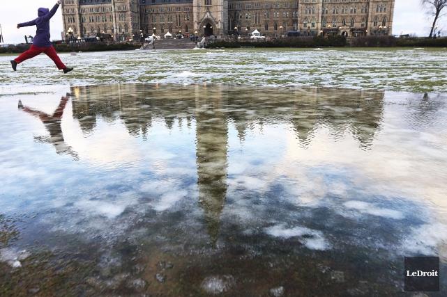 Avec des maximums avoisinant les -12°C dès lundi,... (Étienne Ranger, LeDroit)
