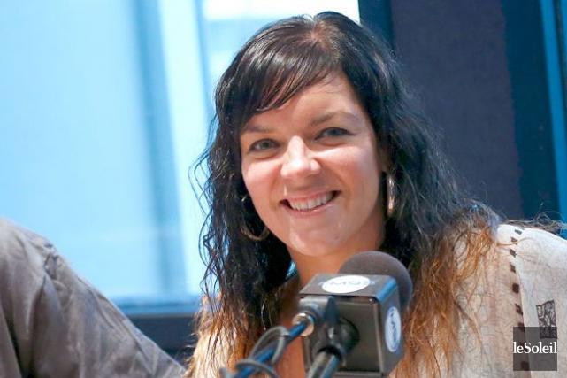 Catherine Bachand sera à WKND Radio en janvier.... (Photothèque Le Soleil, Yan Doublet)
