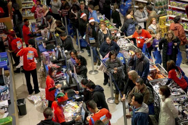 D'ici 10 ans, environ 15% des centres commerciaux... (PHOTO MARCUS YAM, ARCHIVES THE NEW YORK TIMES)