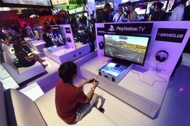 Des pirates ontmis hors ligne lesconsoles de jeux... (AFP)