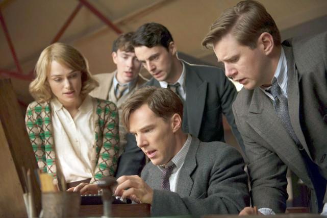 Le jeu de l'imitation raconte l'histoire passionnante de... (Photo fournie par The Weinstein Company)