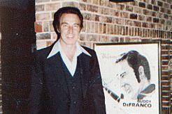Buddy DeFranco au courant des années 70.... (Photo fournie par Wikimédia)
