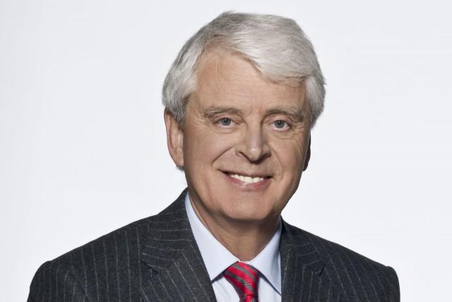 Le journaliste Simon Durivage fait partie des personnalités... (PHOTO FOURNIE PAR RADIO-CANADA)