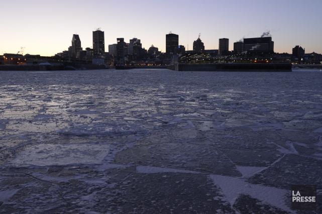 Le refroidissement annoncé pour le sud du Québec n'aura pas lieu avant la fin... (Photo Bernard Brault, archives La Presse)