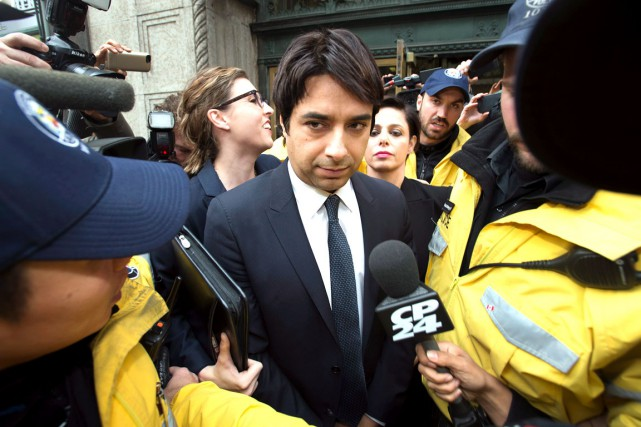 Jian Gomeshi... (La Presse Canadienne)