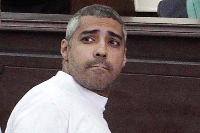 Mohammed Fahmy, photographié lors de sa comparution le... (Photo archives La Presse Canadienne)