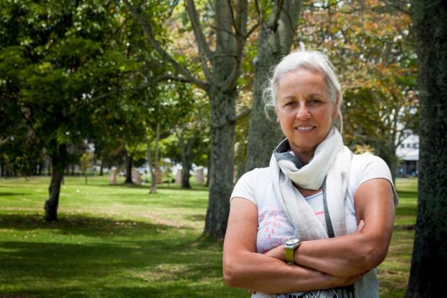 Ursula Biemann... (PHOTO FOURNIE PAR LA BIENNALE DE MONTRÉAL)