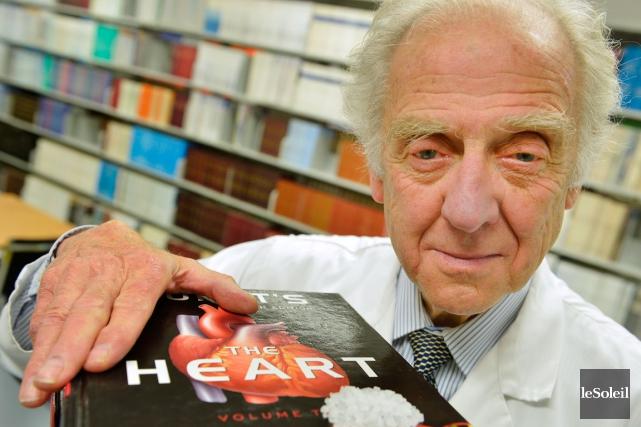 L'étude du cardiologue Gilles Dagenais et de ses... (Le Soleil, Yan Doublet)