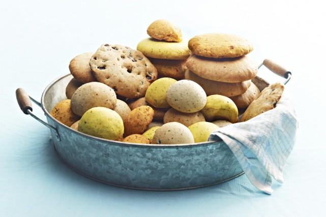 La boulangerie Magrebia, de Rosemont, à Montréal, fabrique une gamme de bons... (Photo fournie par Magrebia.)