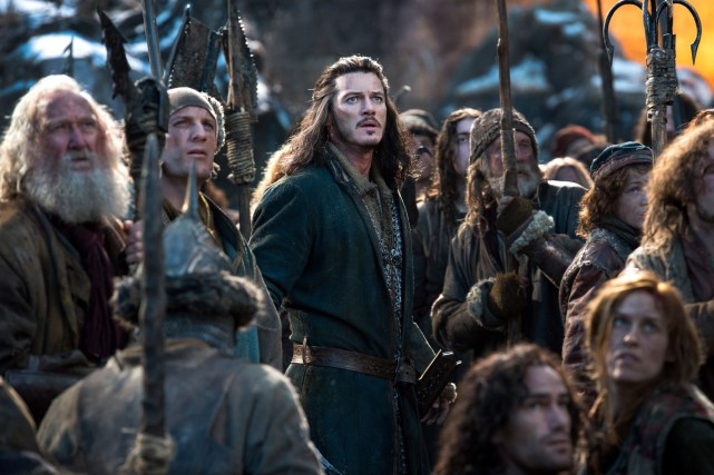 The Hobbit: The Battle of the Five Armies... (PHOTO FOURNIE PAR MEDIA FILMS)
