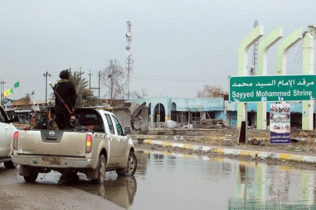 La garde a révélé que M. Taghavi soutenait... (Photo SABAH ARAR, AFP)