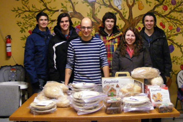 La générosité des employés municipaux et la Ville de Gatineau a permis de... (Courtoisie)